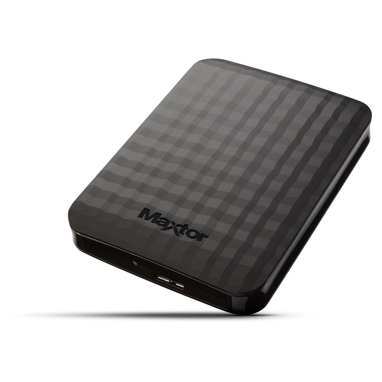 Maxtor 4TB M3 Portable USB 3.0 Hard Drive