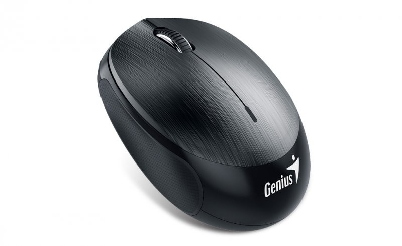 Genius Bluetooth Optical Mouse Iron Grey (NX-9000BT)