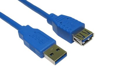 Generic 3.0m USB 3.0 A Male - A Female Cable (Extension)