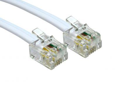 Generic 10m ADSL RJ11 - RJ11 Cable