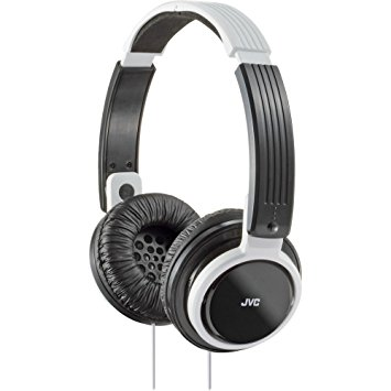 JVC RIPTIDZ On-Ear Headphones White
