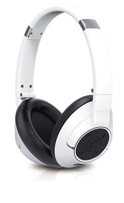 Genius HS-930BT Bluetooth Headset White