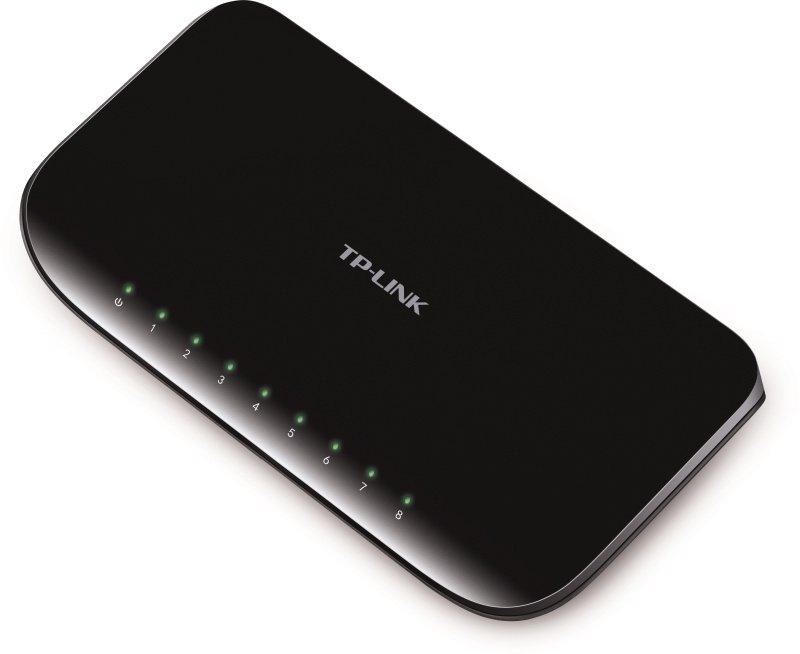tp link tl sg1008d 8 port gigabit switch manual