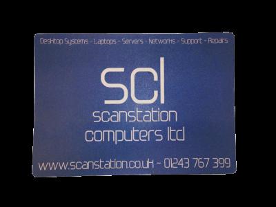 Scanstation SCL Mouse Mat