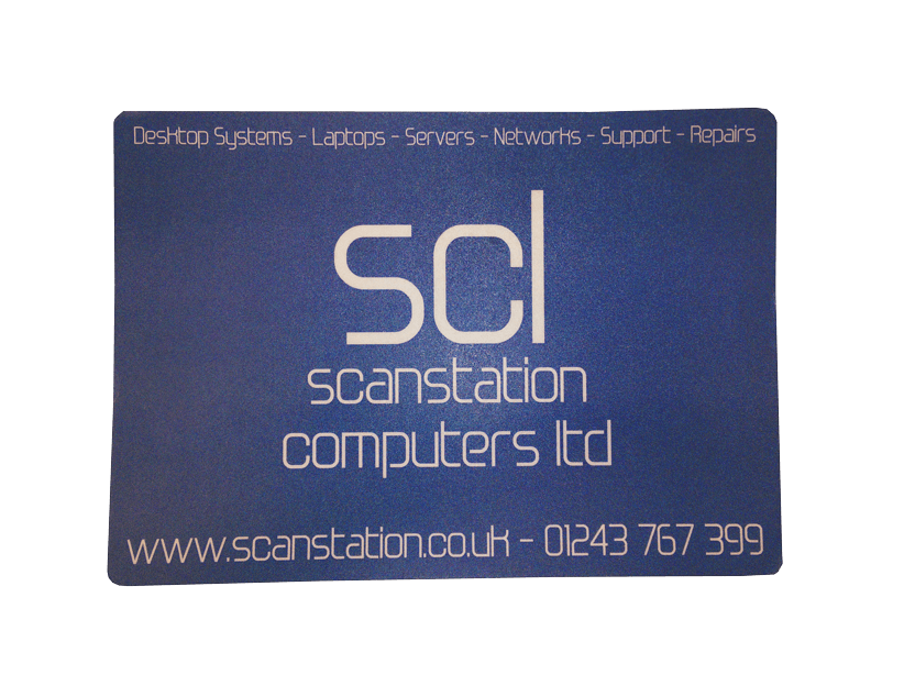 Scanstation SCL Mouse Mat
