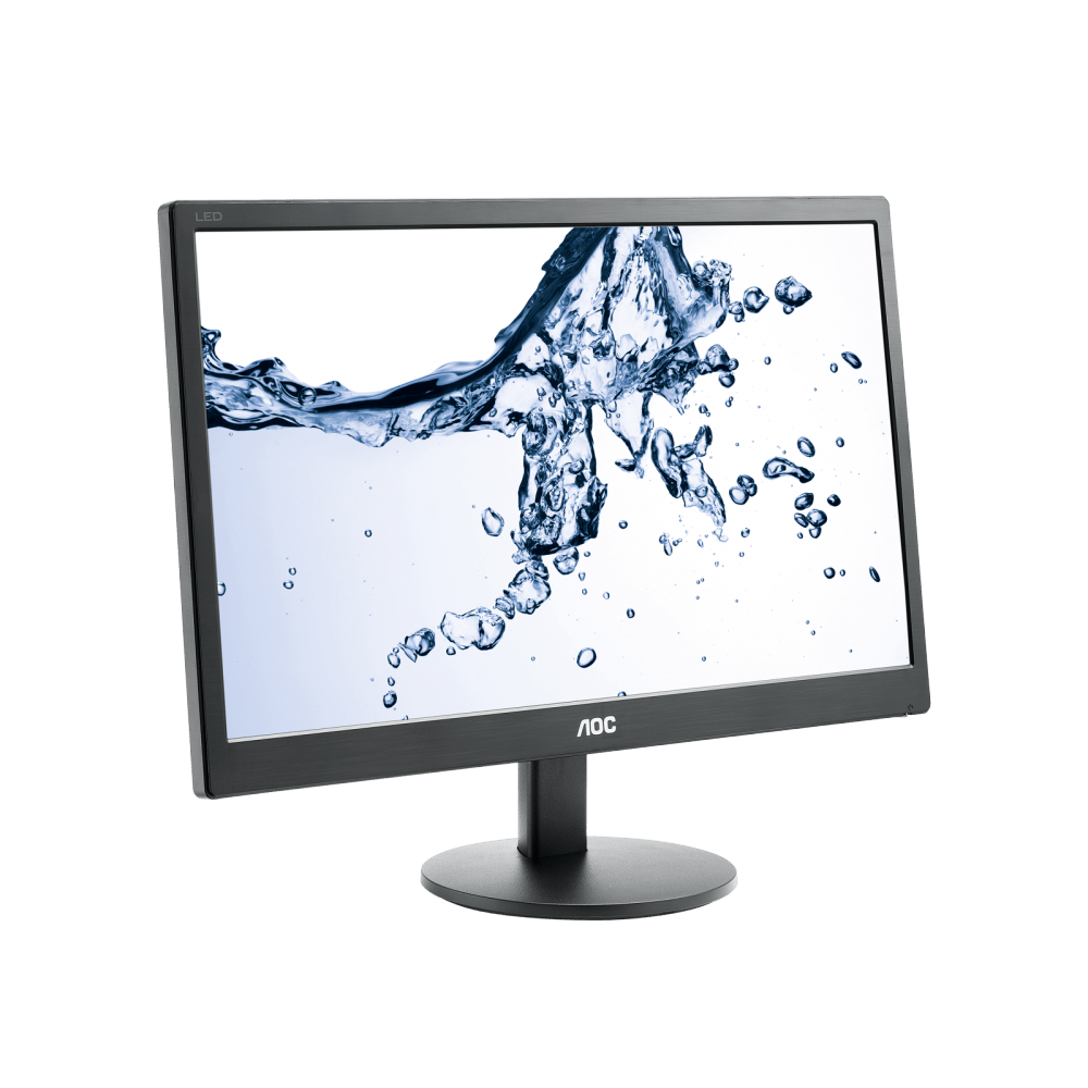 "AOC 18.5"" E970SWN TFT LED Widescreen Monitor VGA"