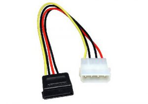 Generic Molex > SATA Power Adaptor