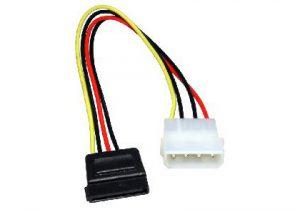 Generic Molex > SATA Power Adaptor