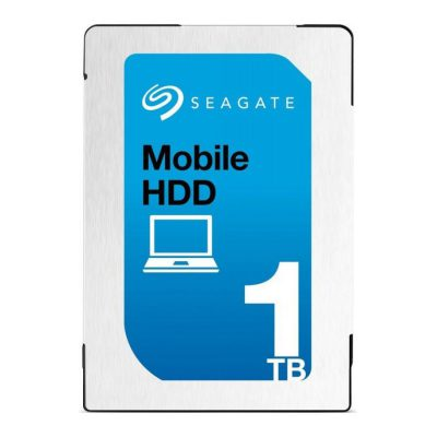 "Seagate 1TB 2.5"" Internal SATA 5400RPM Hard Drive"