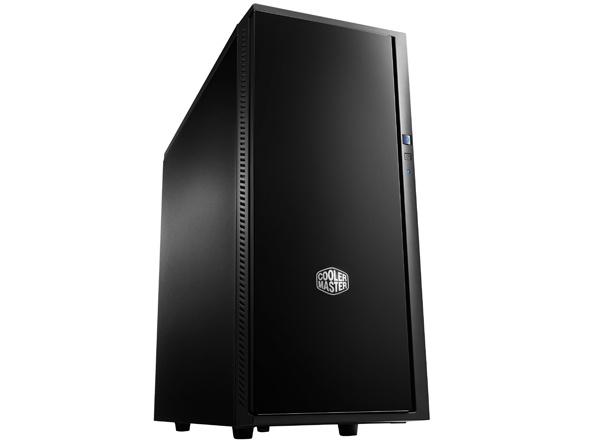 Coolermaster Silencio 452 mATX Tower Case no PSU
