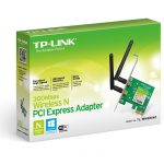TP-Link Wireless N PCI Express adapter 2x2 MIMO 300M TL-WN881ND