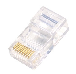 Generic Cat 5E Network UT-193 RJ45 End