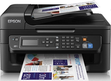 Epson Workforce WF-2630WF Wireless All-in-One Inkjet