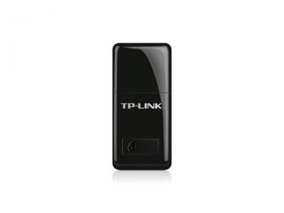TP-Link Mini Wireless N USB2.0 Adapter 300M TL-WN823N