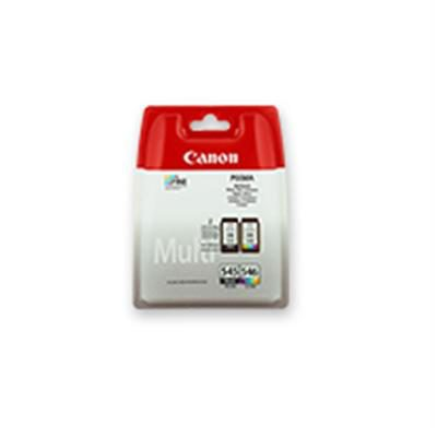 Canon Original PG-545 Black & CL-546 Colour Multipack