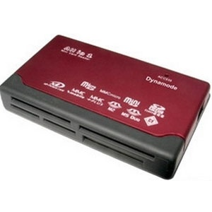 Generic USB 2.0 All in 1 External Card Reader