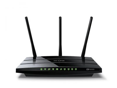 TP-Link AC1200 Wireless VDSL/ADSL Modem Router