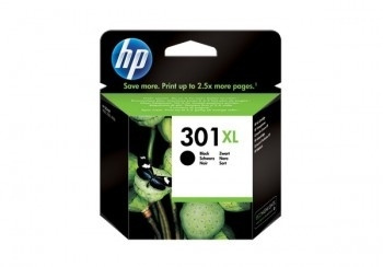HP Original No 301XL Black Ink