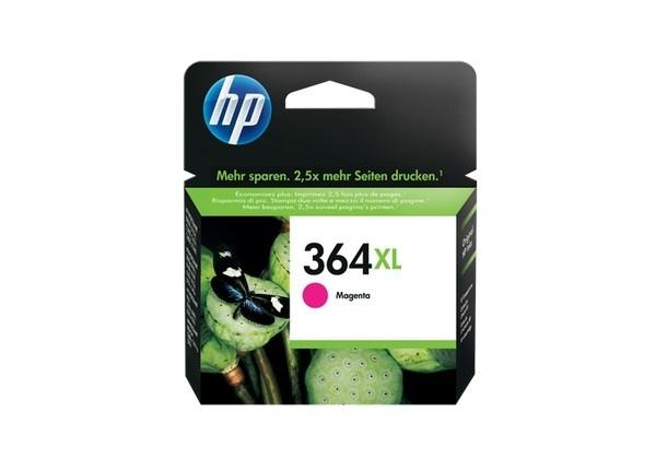 HP Original No 364XL Magenta HC Ink