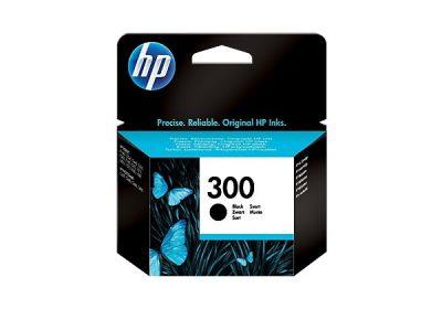 HP Original No 300 Black Ink