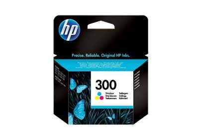 HP Original No 300 Colour CMY Ink
