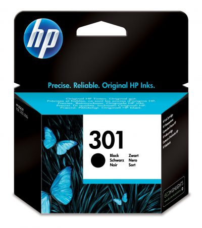 HP Original No 301 Black Ink