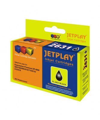 JetPlay Compatible T2631 Photo Black Ink HC