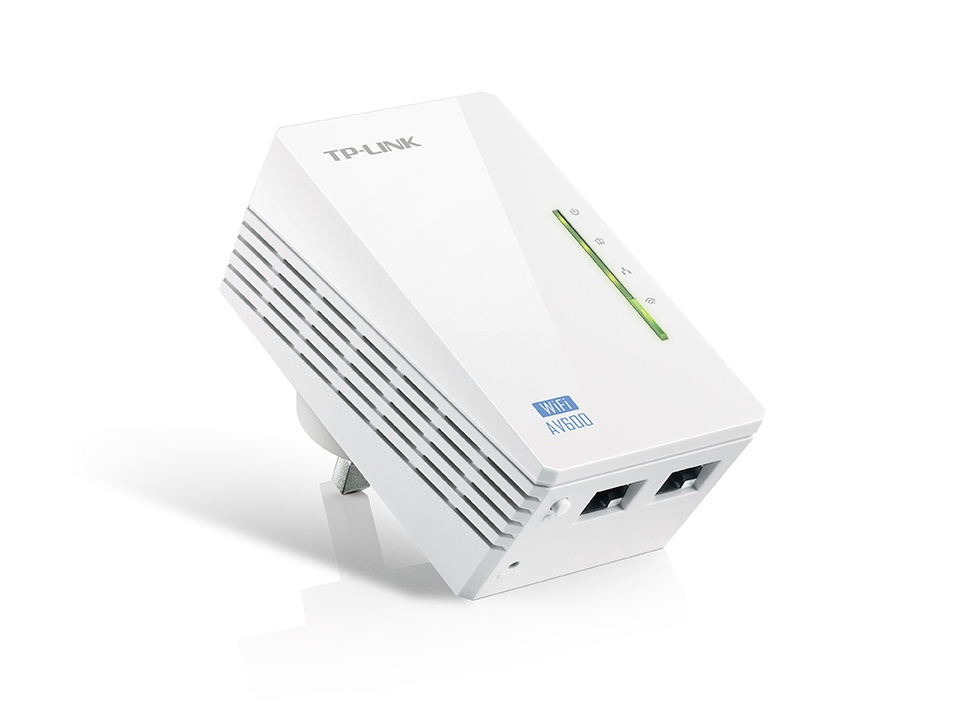 TP-Link AV600 Wireless N Powerline Adapter