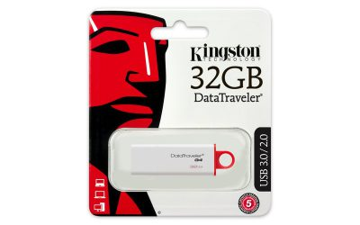 Kingston Technology 32GB DataTraveler G4 USB Memory Stick