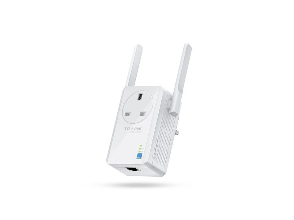 TP-Link Wireless Passthrough N Range Extender300M TL-WA860RE