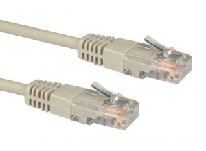 Generic 3.0m Cat 5E Network Cable Grey