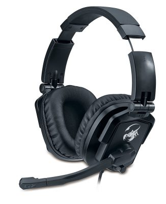 Genius GX Gaming Lychas HS-G550 Foldable Gaming Headset