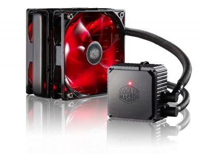 Coolermaster Seidon 120V V3 Plus Compact Watercooling Kit