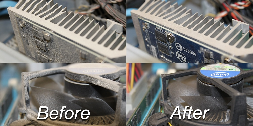 Tip – Dusting Your Computer