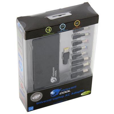 90W Universal Notebook Power Adapter Auto Sensing