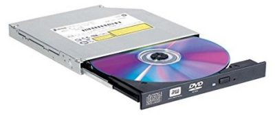 LG Ultra Slim Internal DVD Writer
