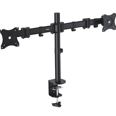 VonHaus Double Arm Monitor Desk Mount