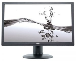 "AOC 22"" E2260PQ/BK TFT LED Widescreen Monitor"