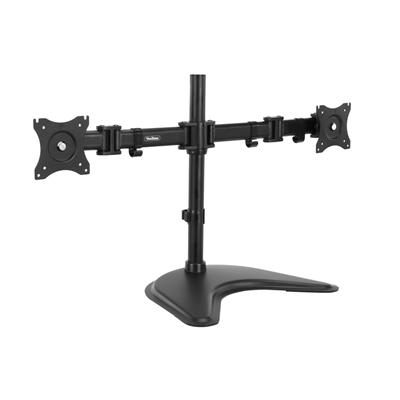 VonHaus Double Arm Monitor Desk Mount Stand